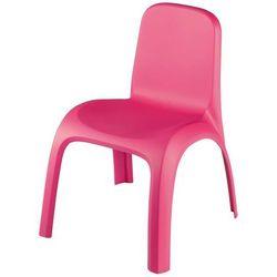 Krzesełko CURVER Dla Dzieci Różowy (7290005676659)