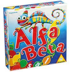 Piatnik Alfa beta gra +8
