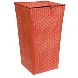 Eh excellent houseware Prostokątny kosz na pranie z pokrywą - 57 l (5902891246848)