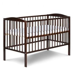 Łóżeczko dziecięce 120x60 Klupś Radek II orzech