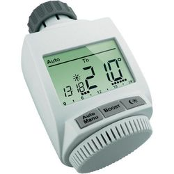 Głowica termostatyczna/Termostat grzejnikowy eQ-3 MAX!+,05936, programowalna, towar z kategorii: Zawory i gł