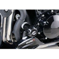 y PUIG do Suzuki GSF650 N/S 07-13 / 1250 N/S 07-11 (czarne) z kategorii crash pady motocyklowe