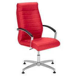 Nowy styl Fotel gabinetowy lynx lb steel48 - biurowy, krzesło obrotowe, biurowe