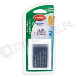 Hahnel HL-F60 (odpowiednik Fujifilm NP60) - produkt dostępny w Cyfrowe.pl