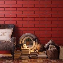 Nakleo Szablon malarski wielokrotny powtarzalny // brick wall #2