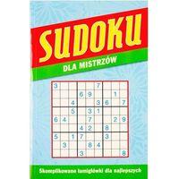 Sudoku dla mistrzów, książka w oprawie miękkej