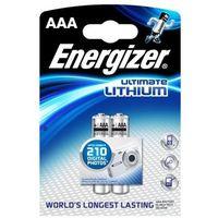 4 x bateria foto litowa Energizer L92 Ultimate Lithium R03 AAA z kategorii Baterie
