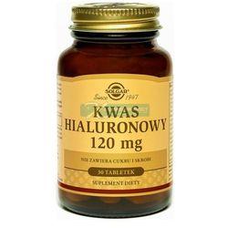 SOLGAR Kwas hialuronowy Biocell Collagen II, 30 tabletek - produkt farmaceutyczny