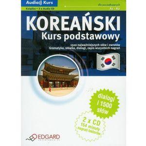 Koreański. Kurs Podstawowy (Audio Kurs) (9788362482245)
