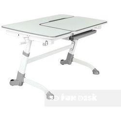 Amare Grey - Ergonomiczne, regulowane biurko dziecięce FunDesk