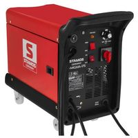 Spawarka MIG/MAG - 175 A - 230 V - przenośna - drut gratis - produkt z kategorii- Migomaty i półautomaty sp