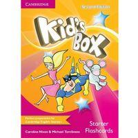 Kids Box Second Edition Starter. Karty Obrazkowe