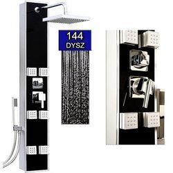 Panel prysznicowy z hydromasazem 6 dysz marki Lagis