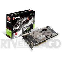 Karta graficzna MSI GeForce GTX 1070 Sea Hawk EK X 8GB GDDR5 (256 Bit) HDMI, 3xDP, DVI-D, BOX (V330-013R) Darm