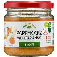 NATURAVENA 160g Paprykarz wegetariański z ryżem | DARMOWA DOSTAWA OD 150 ZŁ!