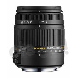 Sigma  18-250 mm f/3,5-6,3 dc macro hsm sony - produkt w magazynie - szybka wysyłka!, kategoria: obiektywy fo