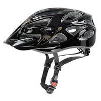 Kask rowerowy Uvex Onyx W czarny z kategorii Ochraniacze i kaski do sportów walki