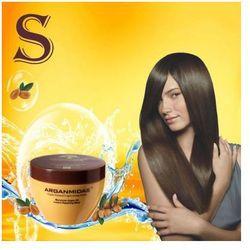 Arganowa Maska Odbudowująca Włosy 300ml - produkt dostępny w HairDoktor - Zagęszczanie Włosów,Odsiwiacze
