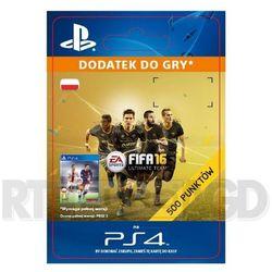 Fifa 16 500 punktów [kod aktywacyjny] od producenta Sony