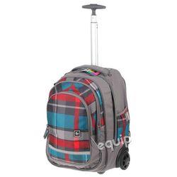 Plecak na kółkach  all out bolton - woody grey wyprodukowany przez Hama