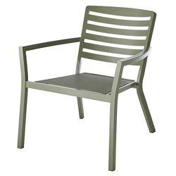 Krzesło GoodHome Mikyo zielone (5059340124803)