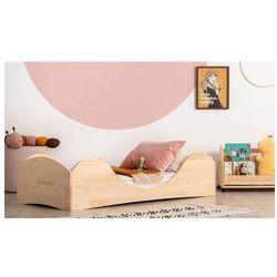 Producent: elior Drewniane łóżko młodzieżowe abbie 2x- 21 rozmiarów
