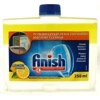 Benckiser Płyn do czyszczenia zmywarki finish 5x power actions cytrynowy 250 ml (3059946156330)