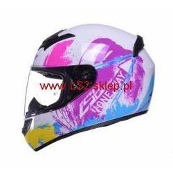 KASK LS2 FF352 ROOKIE ONE IRIS DAMSKI XS, S, M, L - produkt z kategorii- kaski motocyklowe