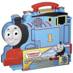 Tomek i Przyjaciele Take-n-Play Kolejowa walizeczka