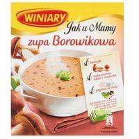 45g jak u mamy zupa borowikowa marki Winiary