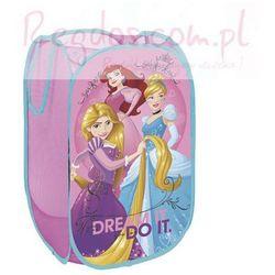 Licencja disney Kosz na zabawki princess księżniczki disney, kategoria: pojemniki na zabawki