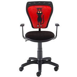 Nowy styl Krzesło dziecięce ministyle kot