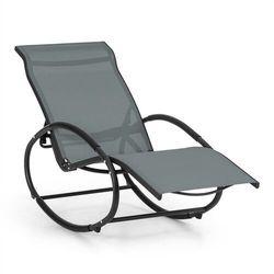 Blumfeldt Santorini fotel bujany leżak szary