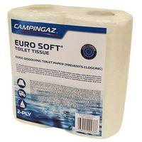 Papier toaletowy CAMPINGAZ Euro Soft do toalet chemicznych (4 rolki) (3138522094386)