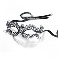 Mystim (ge) Masquerade mask - la vampiresse