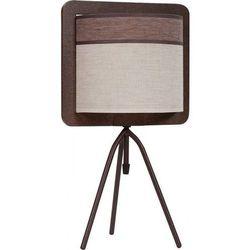 Lampa biurkowa szyk czekoladowy 20218 marki Sigma