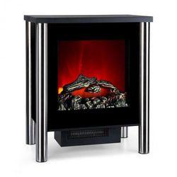 Klarstein Copenhagen kominek elektryczny big 950/1900W termostat czarny