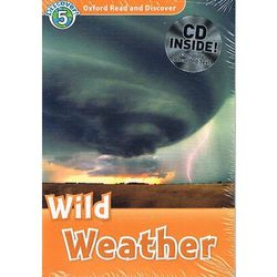 Oxford Read and Discover: Level 5: Wild Weather Audio CD Pack, pozycja z kategorii Literatura obcojęzyczna