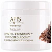 Apis  deser dla skóry odżywczo-regenerujący peeling czekoladowy z cukrem trzcinowym (51265)