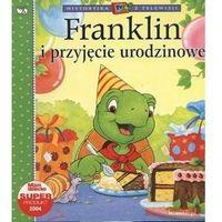Franklin i przyjęcie urodzinowe (opr. miękka)