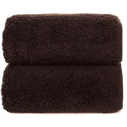 Ręcznik graccioza® long double loop dark chocolate marki Sorema