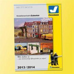 Katalog Viessmann 2015/2016 j.niem. Viessmann 89990 - produkt z kategorii- Kolejki i akcesoria