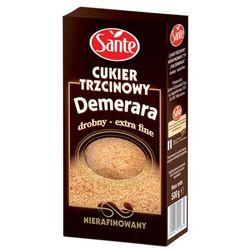 Sante Demerara Cukier trzcinowy drobny nierafinowany 500 g, kup u jednego z partnerów