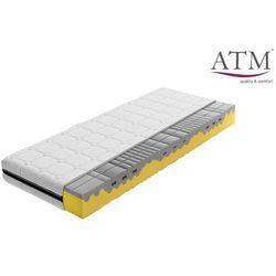 ATM GARDA TOP - materac termoelastyczny, Rozmiar - 160x200, Twardość - średni, Pokrowiec - Thermotencel WYPRZEDAŻ, WYSYŁKA GRATIS