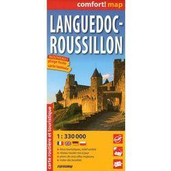 ExpressMap Langwedocja Roussillon mapa samochodowa turystyczna laminowana 1:300 000, pozycja wydawnicza