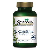 Tabletki L-karnityna 100 tabletek / 500mg