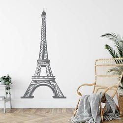 Szablon malarski wieża eiffla 0837 marki Wally - piękno dekoracji