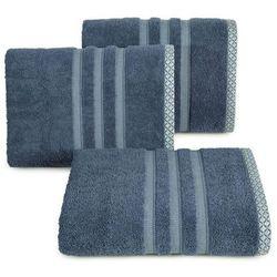 Eurofirany Ręcznik alan 50x90 niebieski
