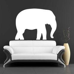Wally - piękno dekoracji Tablica suchościeralna 039 słoń