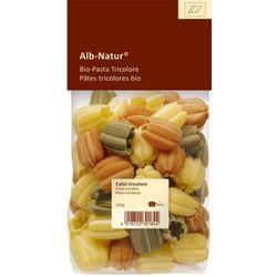 Makaron Durum Tulipan Trzy Kolorowy 250g - ALB-NATUR - EKO
